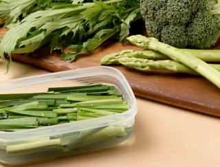 [野菜の保存方法]チルド室&野菜室がなくても長持ちさせるコツ