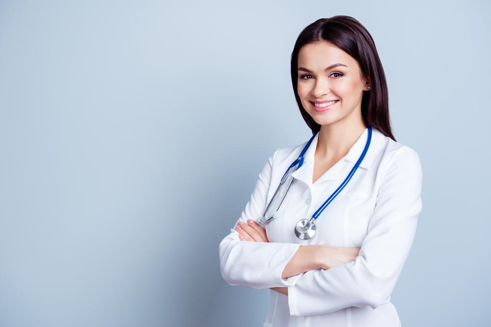 女性のドクター
