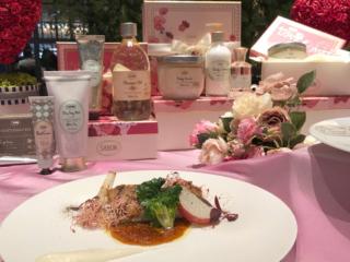 バレンタインは特別なディナーで♡ SABONとザ ストリングス表参道がコラボレーション! #Omezaトーク