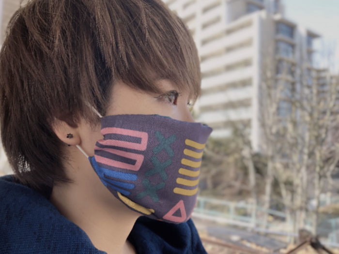 家にあるもので作れる! SNSで話題の「ハンカチマスク」試してみた!  #Omezaトーク