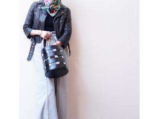 【GUコーデ】スタイリストが推す隠れ名品『スウェットイージーワイドパンツ』で着やせのコツ
