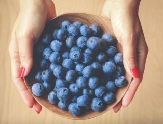 ダイエットの強い味方! スーパーフード「ブルーベリー」でおいしく冬太りを解消