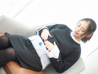 「起き上がるときも痛くない!」腰痛に悩む妊婦さんが重宝したマタニティ用サポーター