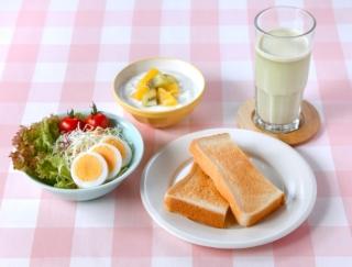 朝食の栄養補給がポイント! ダイエット中は、「たんぱく質」不足に気をつけて