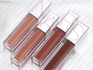 《NARS(ナーズ)》革新的なハイブリッドリップ「ローデッド リップラッカー」のヌードシェード4色が4/10〜数量限定発売!ルミナスな輝きで官能にふけて