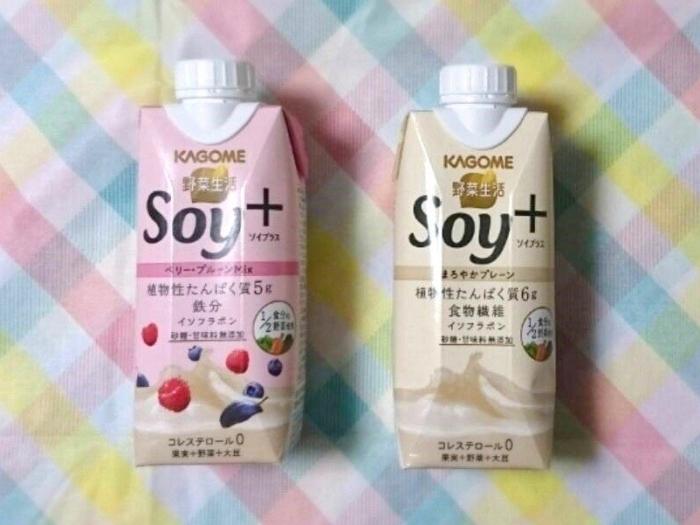 野菜ジュースと豆乳のいいとこどり♡ びっくりするほどおいしい新・豆乳ドリンクを発見!
