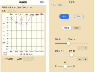 聴力検査がセルフでできる!聴力がパパッとわかるアプリ「自分で聴力検査」