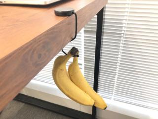 置きバナナ