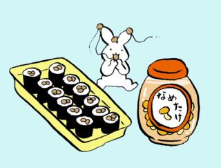 「細巻き納豆+なめたけ」でお腹スッキリ! #コンビニちょい足し薬膳