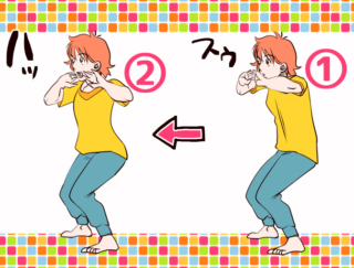 【漫画レポート】24kgやせ成功者が実践! 劇団仕込みのキレイやせエクササイズ
