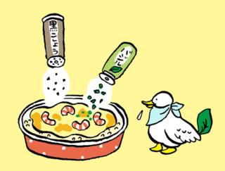 「えびのチーズドリア+黒こしょう」で体の冷えをオフ! #コンビニちょい足し薬膳