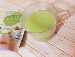 おうちでカフェ気分♡ お湯を注ぐだけで簡単に作れる抹茶ラテを発見! #Omezaトーク