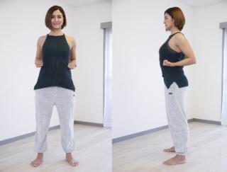 美人空手家が体重-20kgを叶えた!やせやすい体になる美姿勢ストレッチ