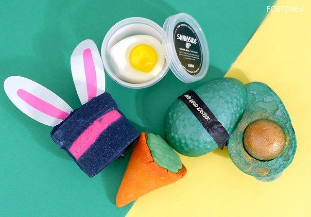 <Happy Easter>ラッシュイースターの季節がやってきた!LUSH(ラッシュ)の限定バスアイテムをご紹介