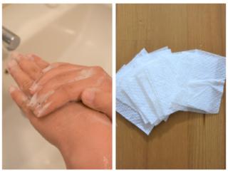 外出先で手が洗いたいのに石けんがない! そんなときに役立つ手作り紙石けん #Omezaトーク