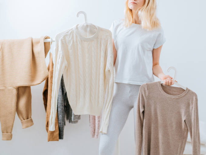 【クローゼットダイエット】衣替えで冬服をすっきり片づけるための3大ポイント