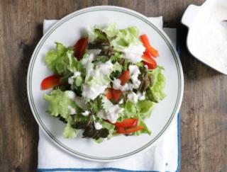 食べるドレッシングで免疫力アップ!腸内の善玉菌が増加する「ツナのヨーグルトドレッシング」