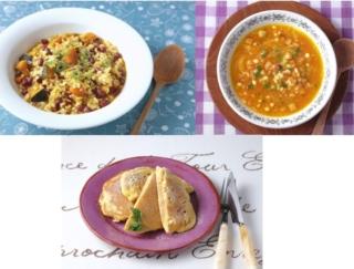 管理栄養士が教える! おいしく食べて「冷え&むくみ対策」に役立つレシピ3選