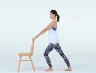【下半身のストレッチ】新体操メソッドの「BI-HA-DANCE」! アキレス腱やふくらはぎをじっくり伸ばす
