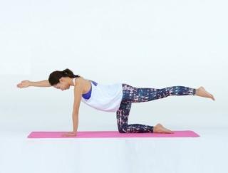【体幹ストレッチ】踊るように鍛える「BI-HA-DANCE」! 胸と背中をダイナミックに動かす