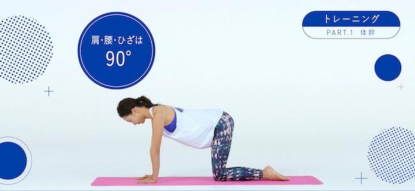 【1】トレーニング【体幹】