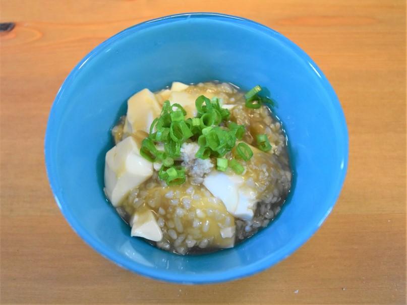 すくい豆腐の画像