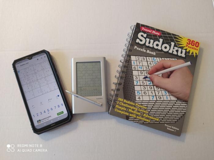 SUDOKUの本やアプリ