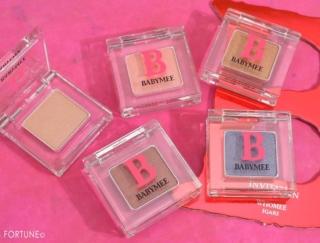 【2020夏新作】イガリシノブさんプロデュース新ブランド『BABYMEE』誕生!「ベイビーミー ニュアンスカラー シャドウ」全5色をレビュー