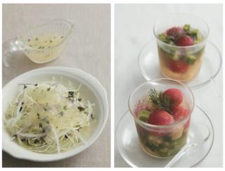 作り置きしておくと便利な「骨だしスープ」。栄養満点で美肌にもいいアレンジレシピ2つ