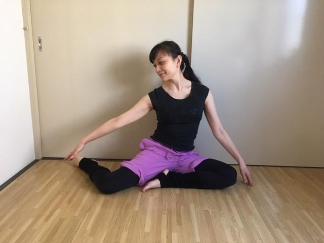 やる気が出ないときに! バレエダンサーが教える、眠気&だるさ解消エクササイズ<上級編>