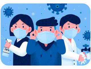やっぱりマスクは効果あり!?「ウイルス拡散防止に役立つ」と研究で明らかに
