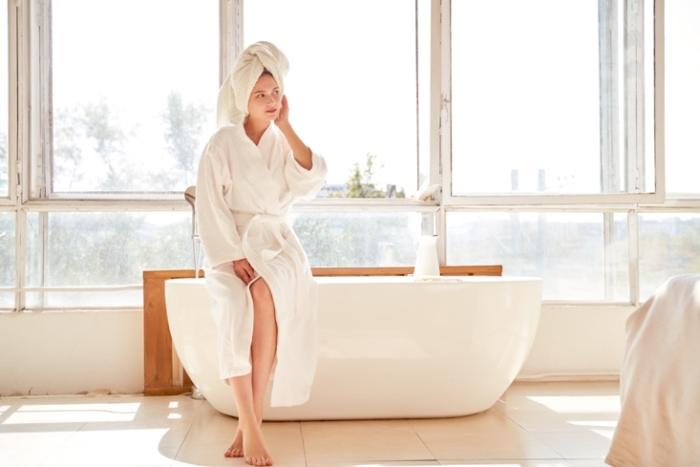 【おうち時間のお悩み解消!】運動するのが面倒な日は「高温反復浴」で風呂トレ!