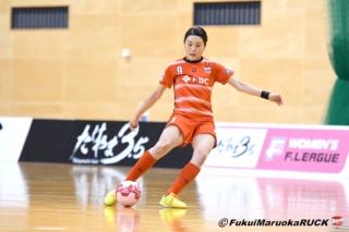 フットサル日本代表・北川夏奈選手