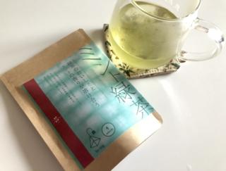 やさしい爽快感がやみつき!食べ過ぎた食後にぴったりの「ミント緑茶」  #週末よもやま