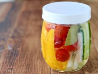 余った野菜でもう一品♡「まろやかピクルス」 #今日の作り置き