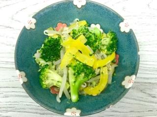 和食献立に彩りを♪「ブロッコリーのだし浸し」 #今日の作り置き