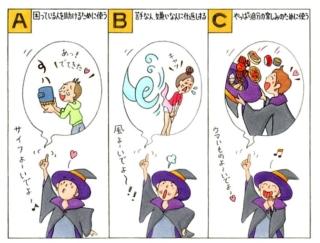【心理テスト】もしも魔法が使えたとしたら何をする?