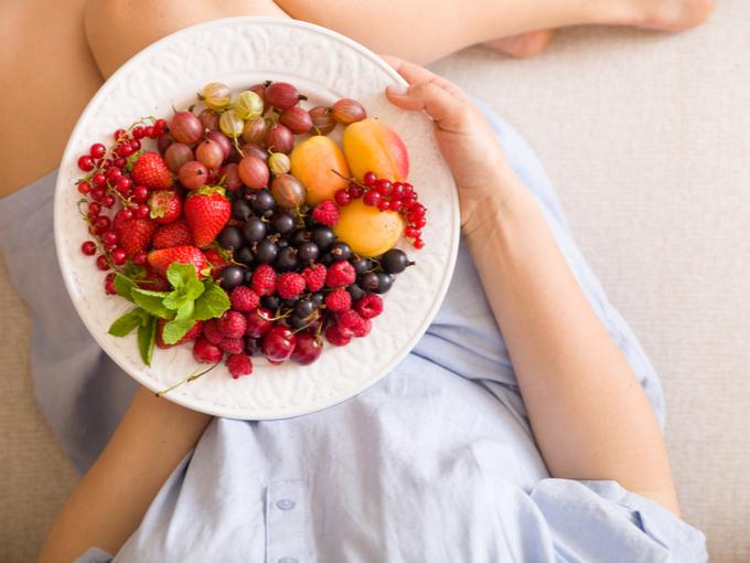 体を健康にする食事とは?