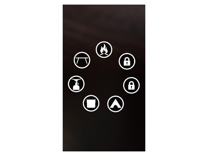 アイコンを選んでいる時の画像