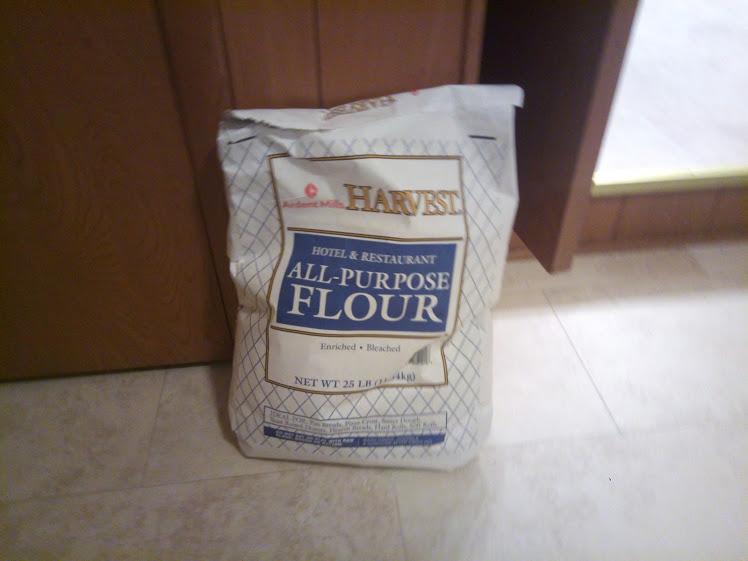業務用の小麦粉