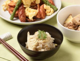 [たけのこレシピ]人気の炊き込みご飯から時短の煮物まで!