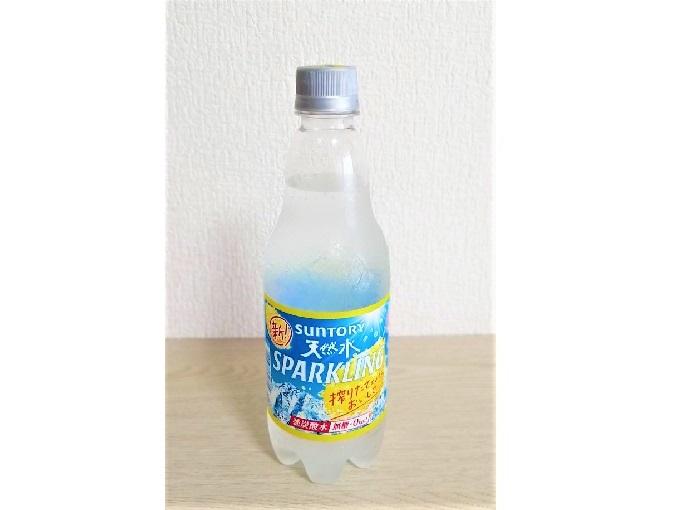 天然水スパークリングレモン画像