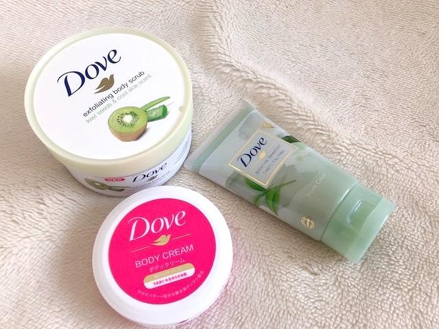 Doveシリーズ3つ