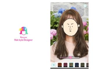 面長の私に似合う髪って!? おしゃれ過ぎるヘアシミュレーションアプリが使える話 #Omezaトーク
