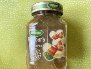 健康食材として注目の野菜を使用! カルディで見つけたフランス産「ルバーブのコンポート」