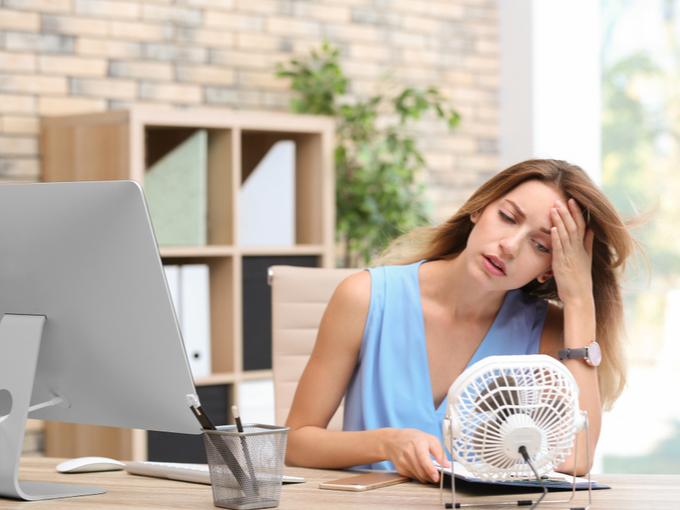 """「夏じゃないのにバテる…」は気温差が関係⁉︎ """"早バテ""""予防にインスタントの冷製スープが大活躍"""