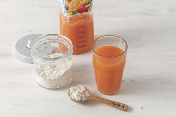 特性野菜ジュースの材料