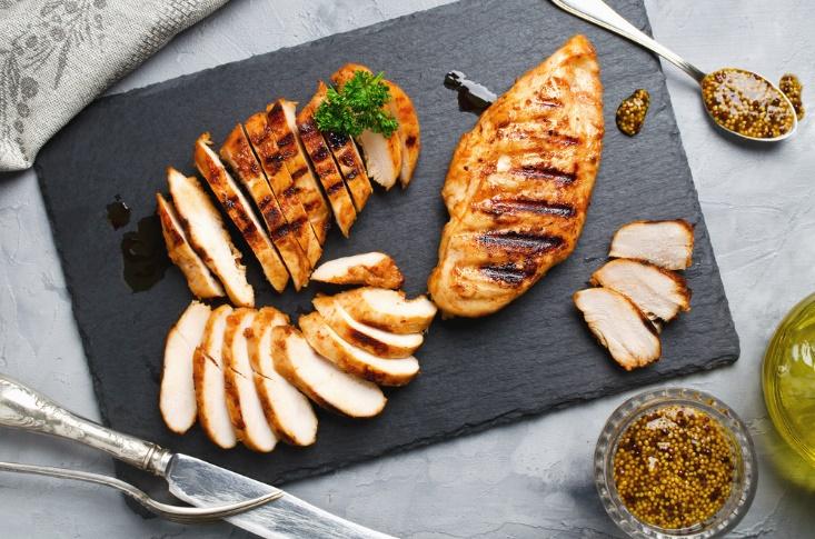 鶏の胸肉画像