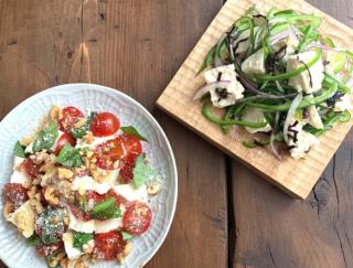 [豆腐サラダの簡単おつまみレシピ]塩昆布やチーズのコクが絶品