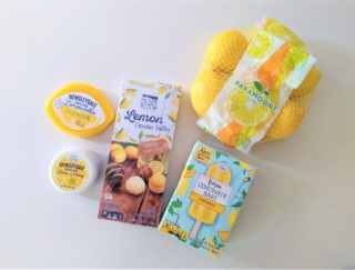 お菓子に料理にコーヒーまで!? 夏の楽しみ「レモン」。シカゴで見つけた2020の人気商品は?